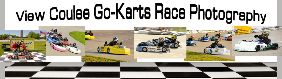 coulee go karts racing photography